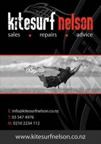 Kitesurf Nelson