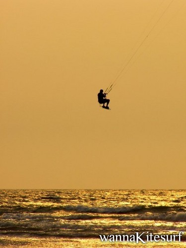 kite surfing photo